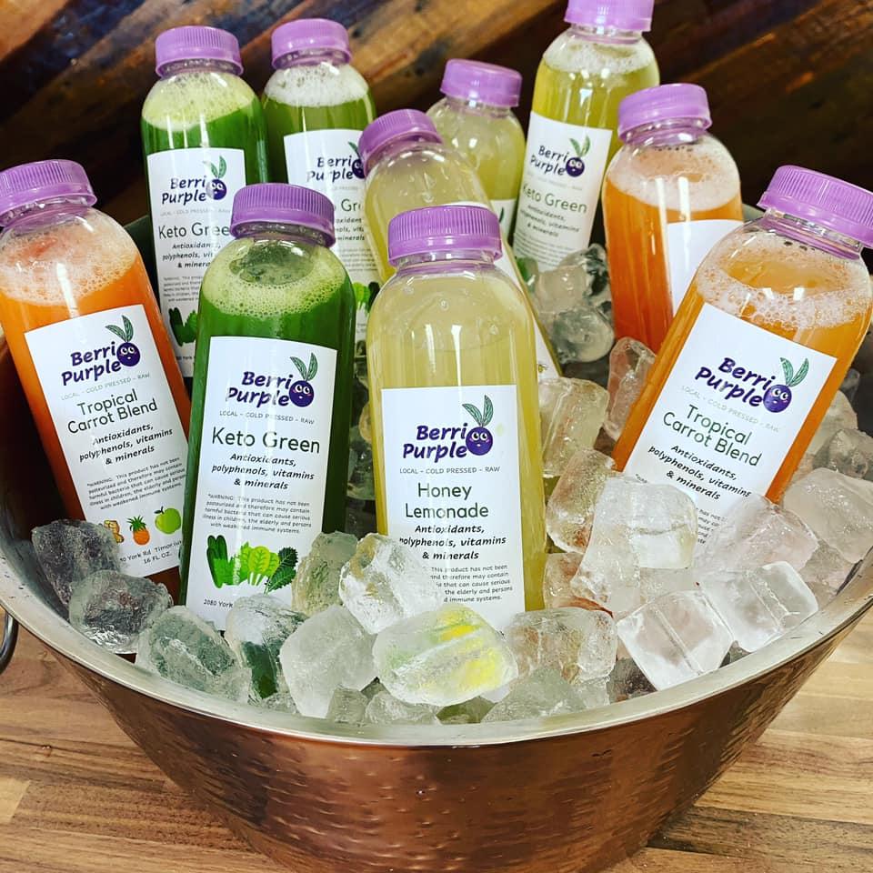 berri purple juices